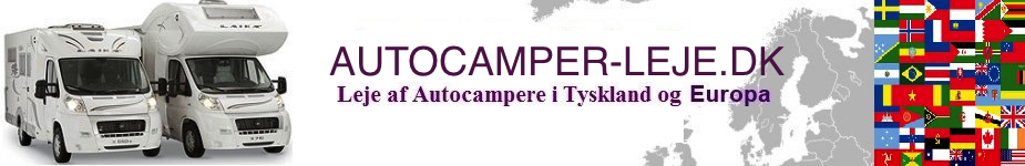 Autocamper leje